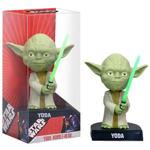 Yoda-Bobble-Head