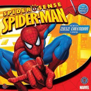 Spiderman-kalender