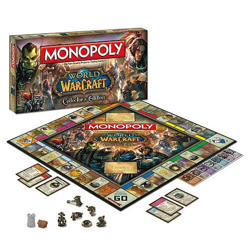 World of Warcraft Monopol