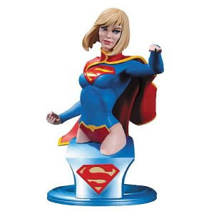Supergirl-byst-DC-comics