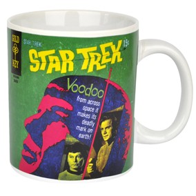 Star Trek Retro Voodoo mugg