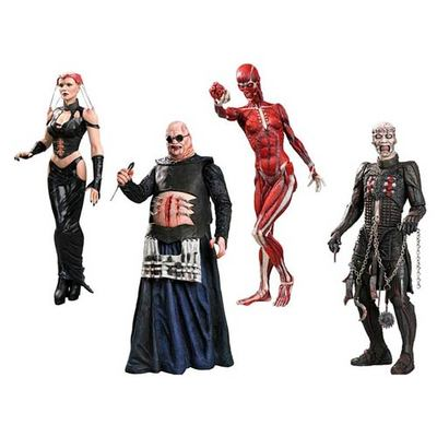 Hellraiser-actionfigurer-serie-2