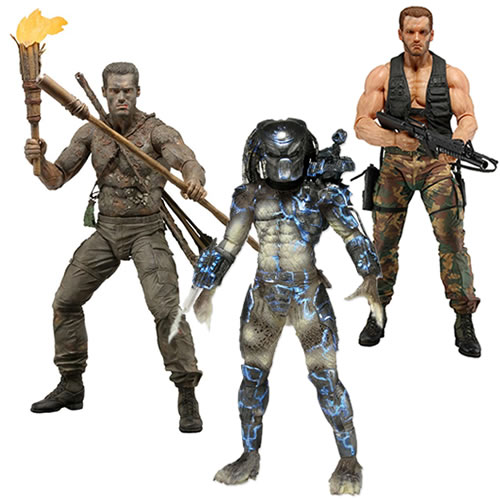 Predators actionfigurer serie 9