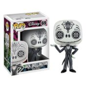 Jack Skellington Halloween pop vinylfigur