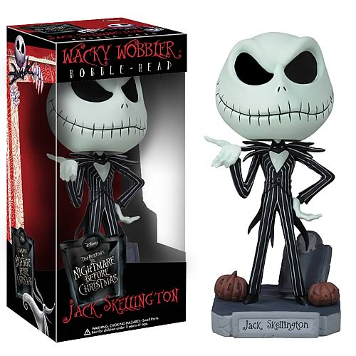 Jack Skellington Bobble Head