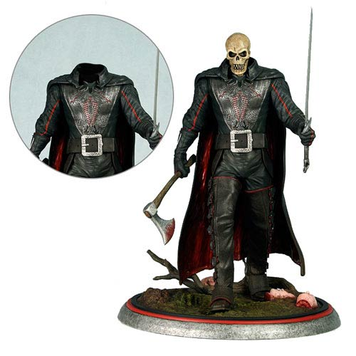 Sleepy Hollow Movie Headless Horseman 1:4 Scale Staty