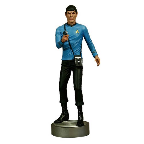 Spock staty från Hollywood Collectibles Group