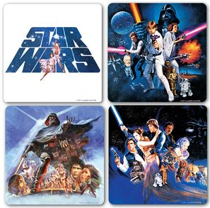 star wars coasters