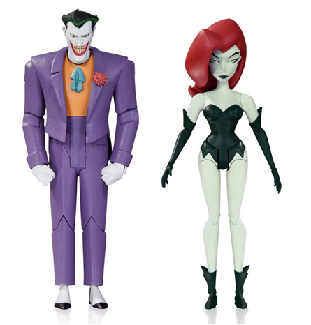 Batman actionfigur jokern poison ivy
