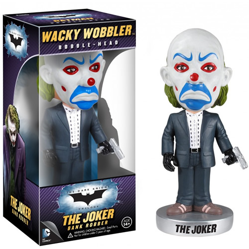 Jokern - Talande Wacky Wobbler Bobble Head