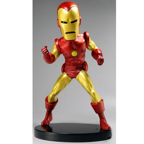Ironman – Marvel Classic Head Knockers Extreme