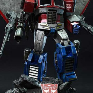 Hot Toys Optimus Prime samlarfigur