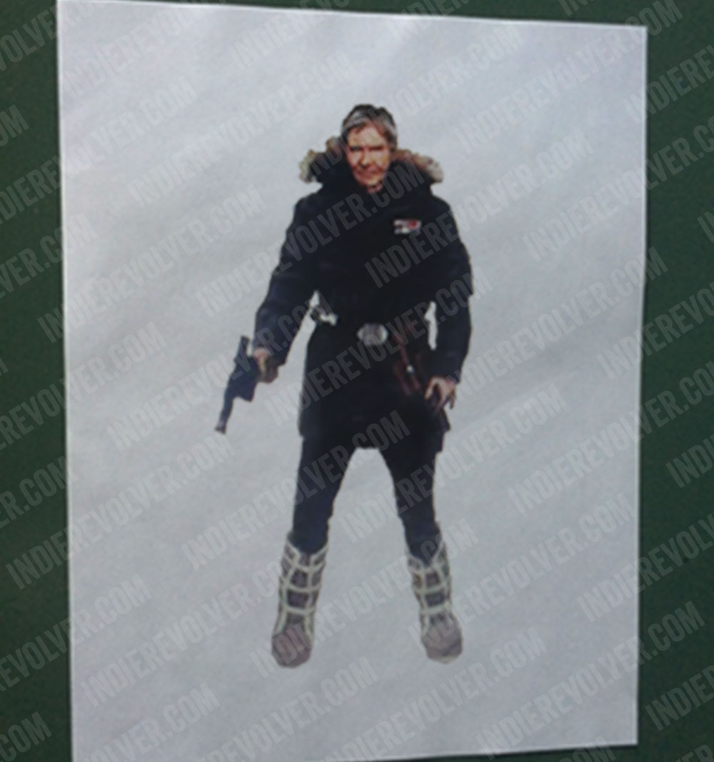 han solo concept art star wars 7