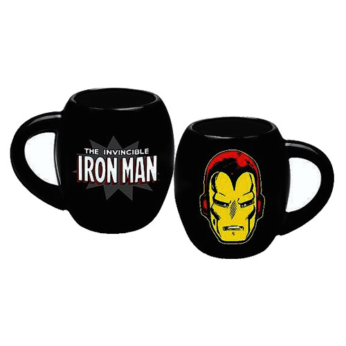 Iron Man mugg