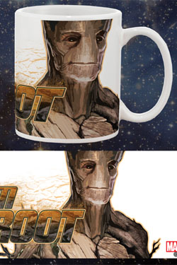 Guardians of the Galaxy Groot mugg