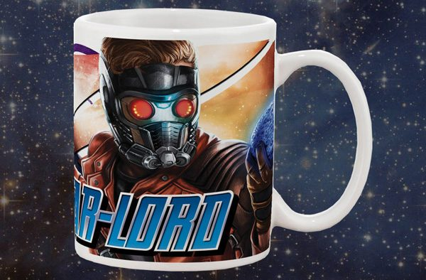 Guardians of the Galaxy mugg
