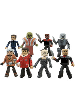 Star Trek Legacy minifigurer