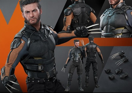 wolverine collectible figure 2