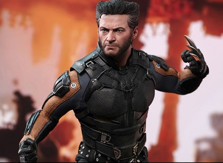 wolverine collectible figure 4