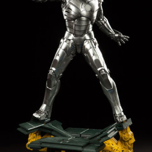Iron Man Mark II Sideshow samlarfigur