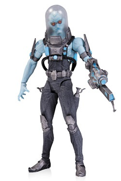 Mr Freeze – Dc Comics Designer serie 2 actionfigur