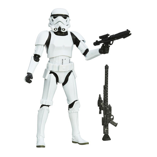 Star Wars stormtrooper actionfigur