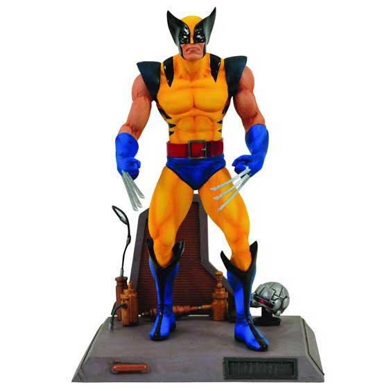 Wolverine Actionfigur – Marvel Select
