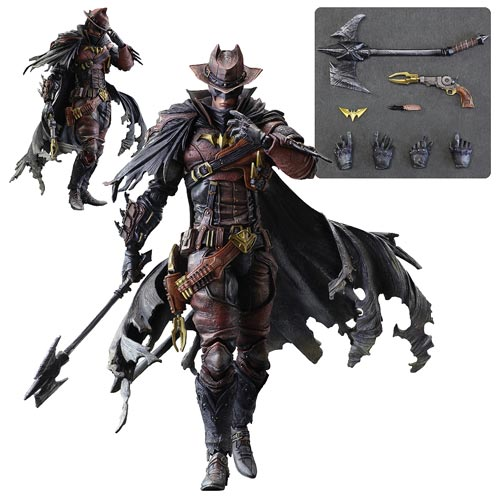 Batman Timeless Wild West – Play Arts Kai Action Figure