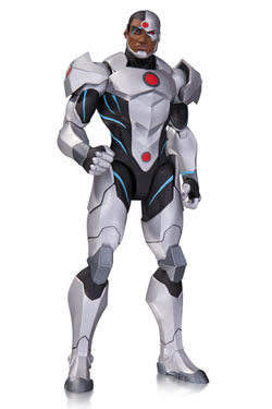 Cyborg actionfigur – Justice League War