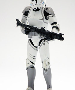Star Wars Elite Collection Clone trooper staty