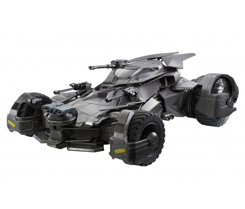 Ultimate Batmobile Mattel 1/10 – Justice League