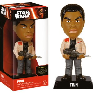 Finn-Bobble-Head-samlarfigur