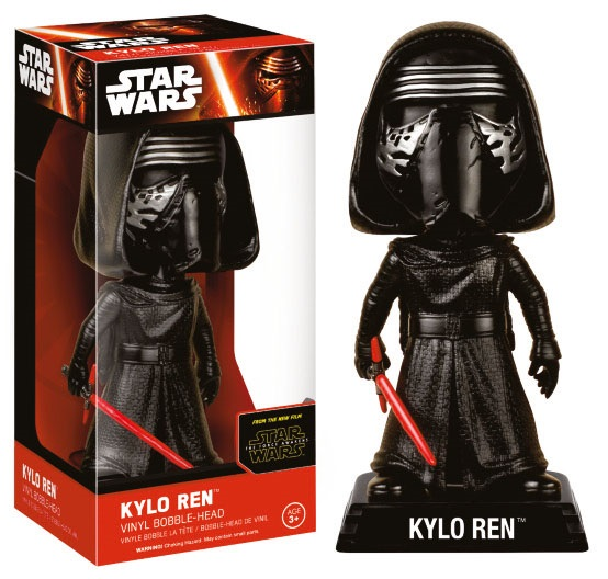 Kylo Ren – Star Wars Episode VII Bobble Head