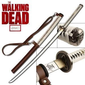 Michonne-Katana-Walking-Dead-Replika