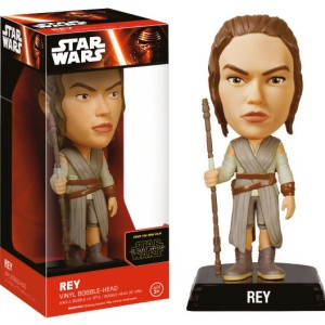 Rey-Bobble-Head-samlarfigur