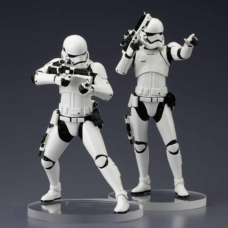 First Order Stormtroopers – 2-pack ArtFX statyer