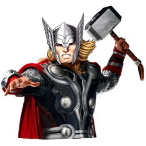 Thor byst spargris
