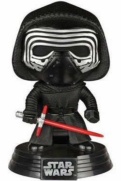 Kylo Ren – Star Wars VII Pop vinylfigur