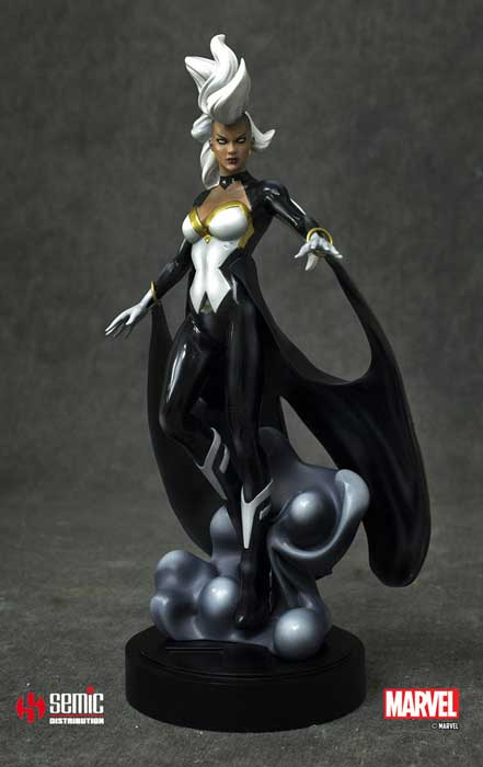 Storm Uncanny X-Force – Marvel Comics Museum Collection Staty 1/9