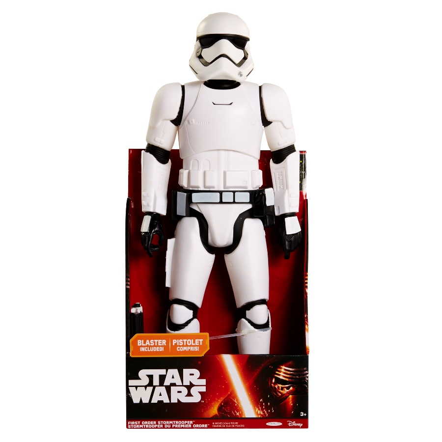 First Order Stormtrooper 46 cm – Star Wars VII