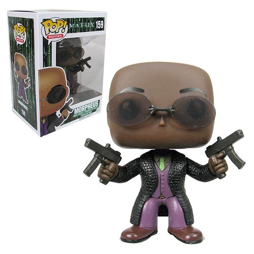 Morpheus – The Matrix Bobble head