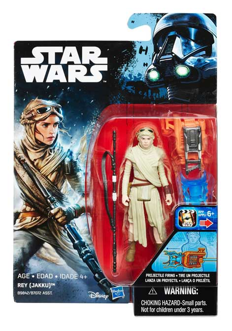 Rey Actionfigur – Star Wars Universe Wave 2