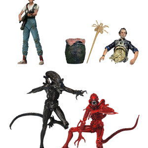 Aliens-actionfigurer-neca-serie-5