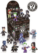 Batman-Arkham-Mystery-Mini-Samlarfigurer