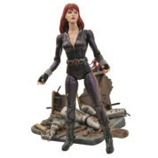 Black Widow actionfigur Marvel Select