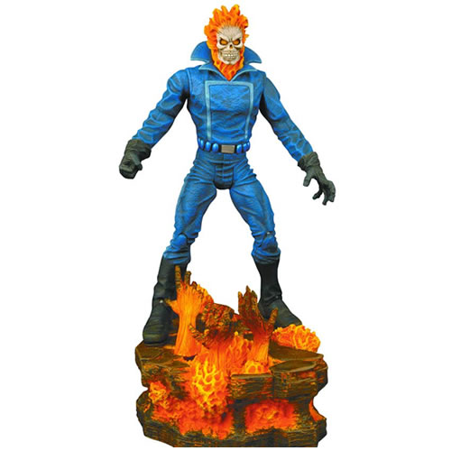 Ghost Rider actionfigur – Marvel Select