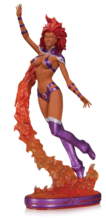 Starfire staty – DC Comics Cover Girls