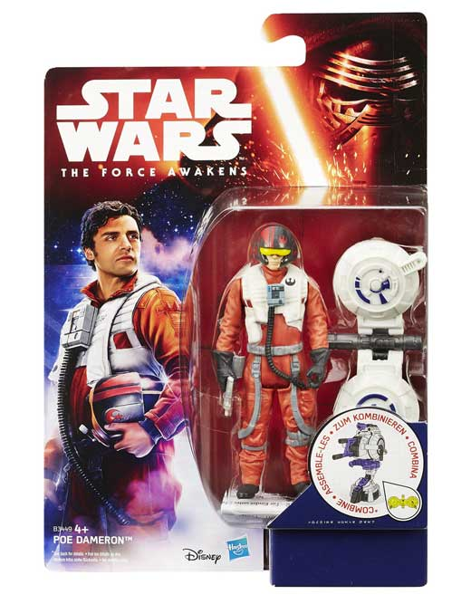 Poe Dameron Actionfigur – Star Wars Jungle Space