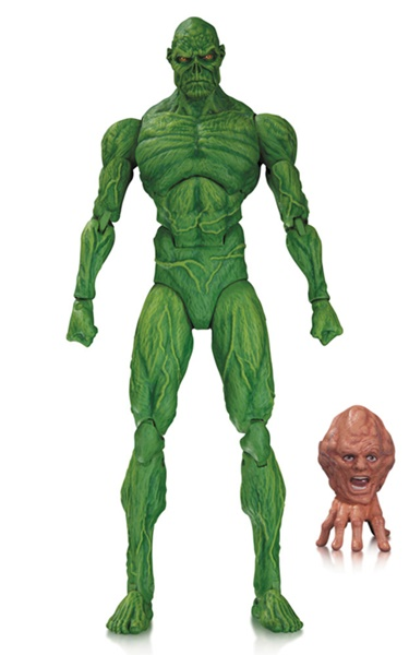 Swamp Thing & Un-Man DC Comics Icons Samlarfigur