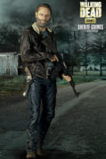The Walking Dead Rick Grimes Staty